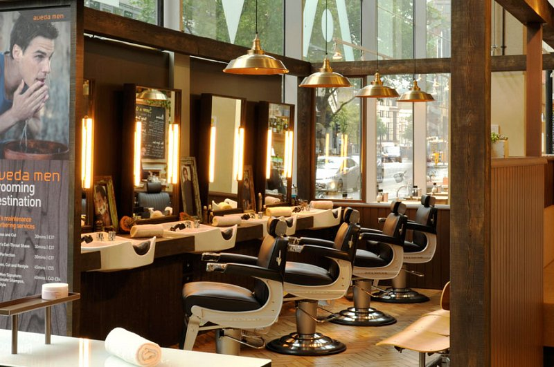 Men's Grooming Destination - Aveda Institute, Covent Garden