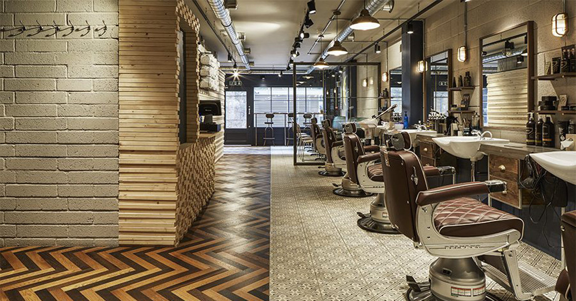 Cutters Yard - Aveda Barbers Shop
