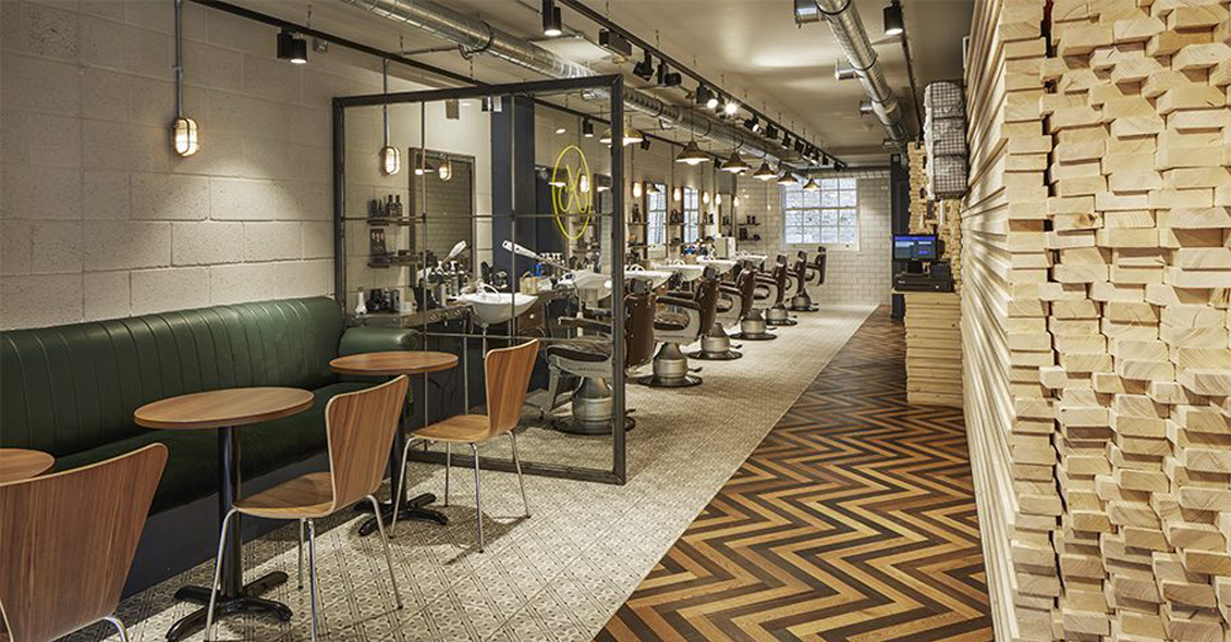 Cutters Yard - Aveda Men Barbers Shop