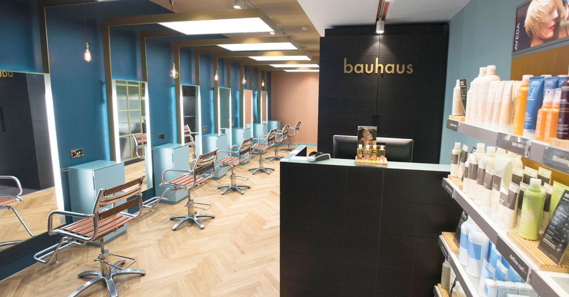 Bauhaus Cardiff - Salon Design