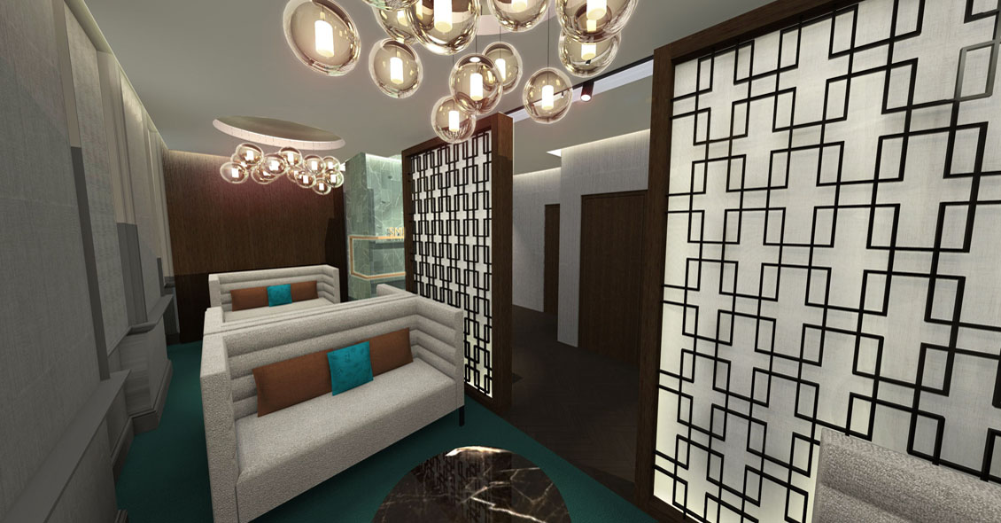 Beauty Spa design