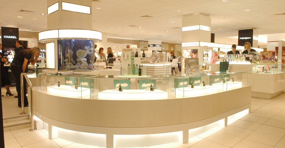 Beales of Bournemouth - Retail Design
