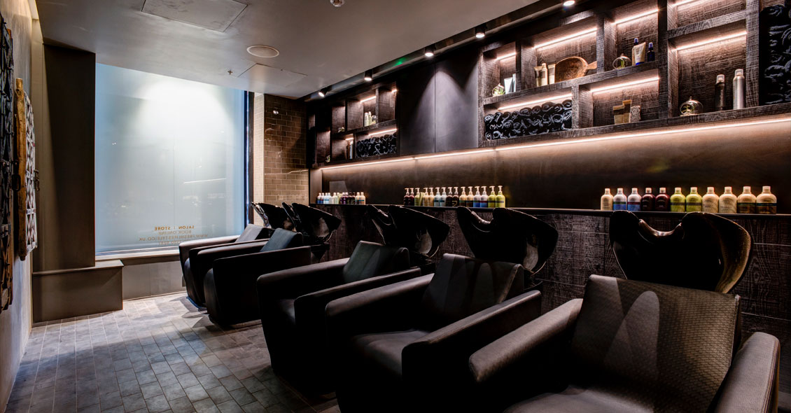 Fresh Lifestyle - Salon design - Fitzroy Place, W1