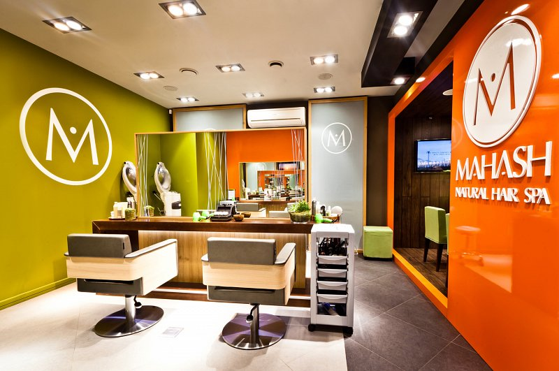 Mahash Natural Hair Spa - Moscow, Russia