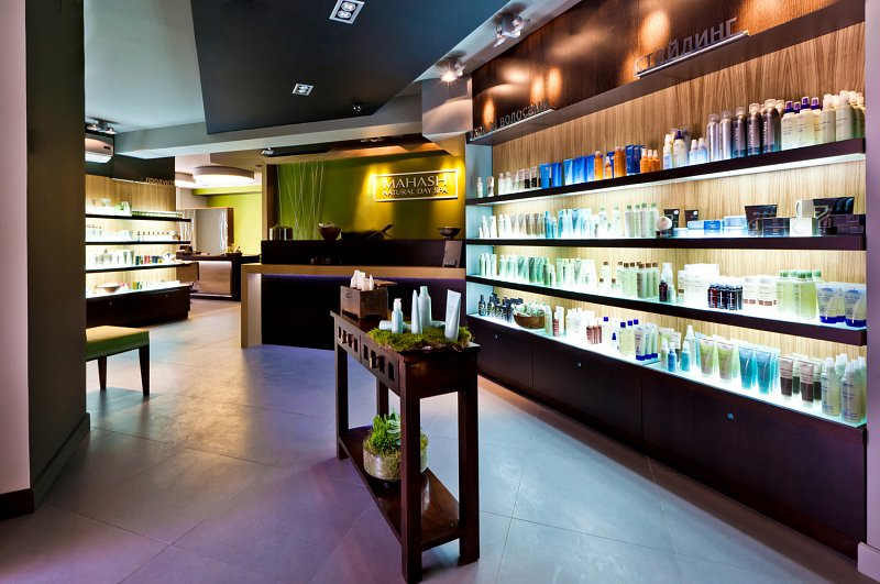 Mahash Natural Day Spa - Moscow, Russia