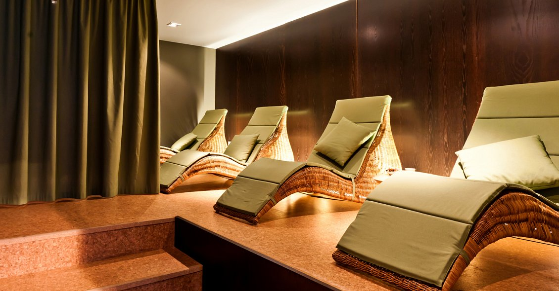 spa design relaxation area