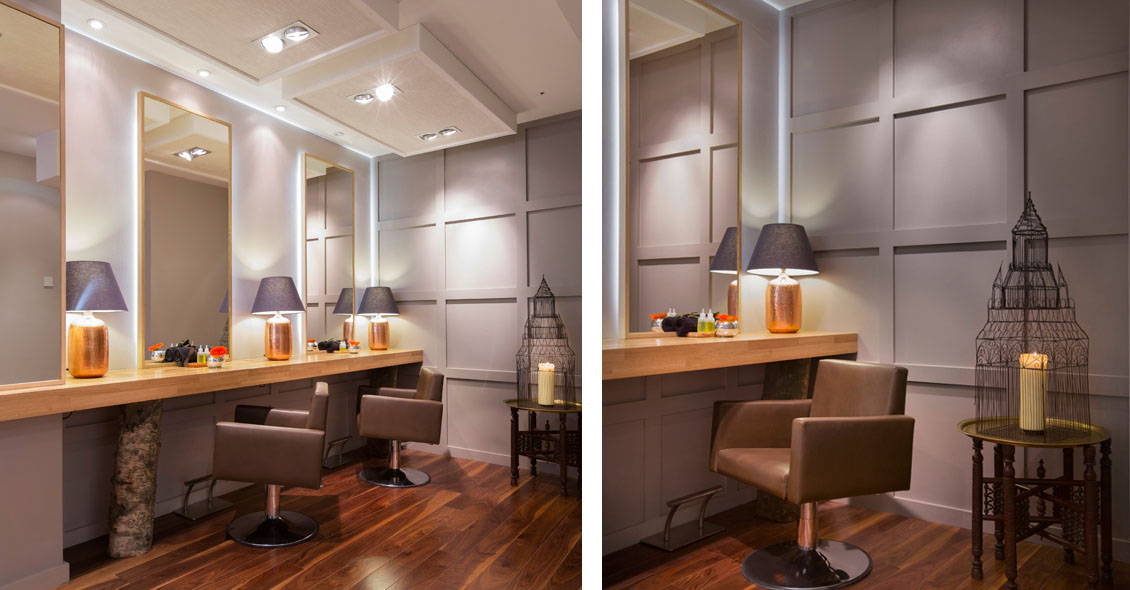 Aveda Salon and Spa Design