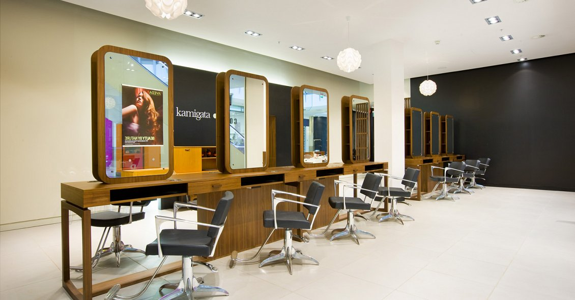 Kamigata - Aveda lifestyle salon & Spa - Cardiff, UK