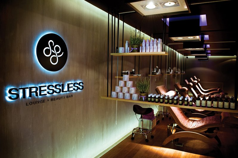Stressless Lounge & Beauty Bar - Moscow, Russia