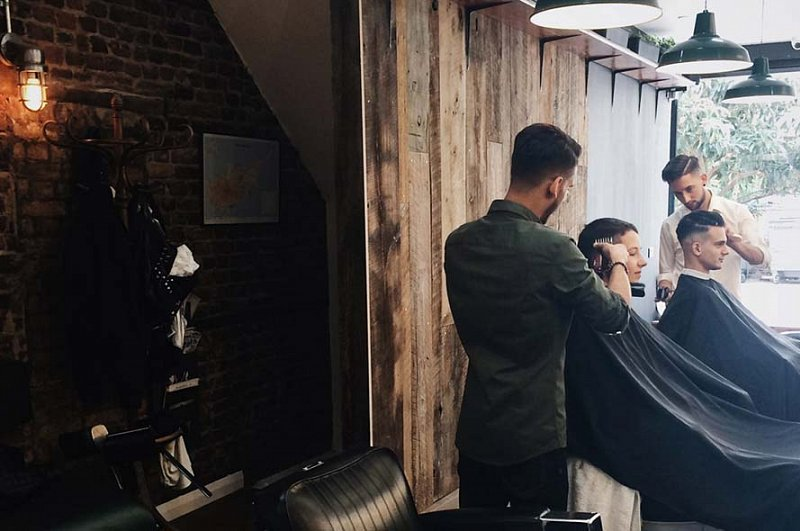 Tabard Barbers - London, UK