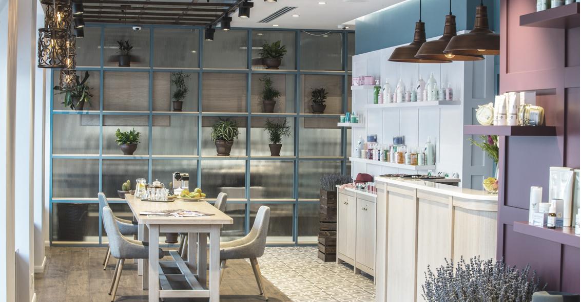 Salon Design Case Study - Wax & Go Moscow | Reis Design