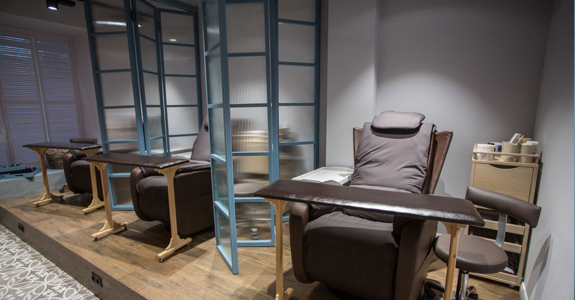 Wax & Go - Salon Design